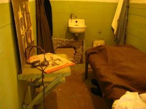 Celda de Alcatraz